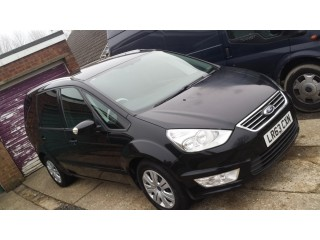 Ford Galaxy tdci, automatic, diesel, 63 plate, privacy windows. Possible px