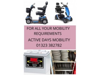 Mobility Scooter Services
