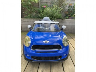 Kids Mini Cooper Paceman Electric 6v Ride-on Car - Age 3+