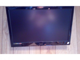 "LED 19"" TV with Free View and all Ports"