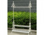 clothes-stand-with-shelves-ornate-white-metal-small-1