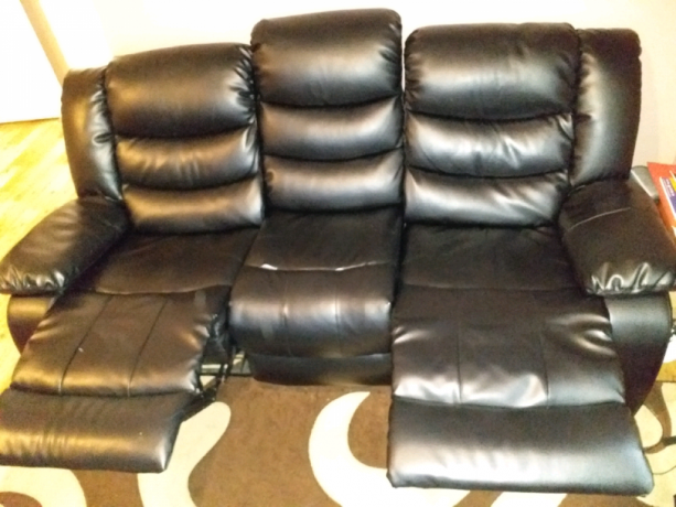 bonded-leather-3-seater-recliner-sofa-east-london-london-big-0