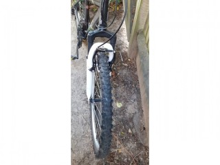 "14"" frame unisex mountain bike"