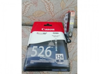 Original Canon & Canon Compatible Ink Cartridges (525 & 526)