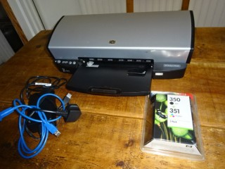 HP Deskjet D4260 colour printer & Ink