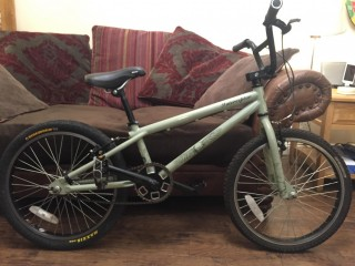 GT BMX AS NEW CONDITION