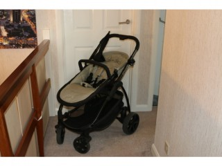 I-candy pebble 3 in 1 stroller