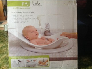 Baby PUJ Soft bath bought new never used in Original box