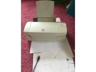 Epson colour printer 670 model