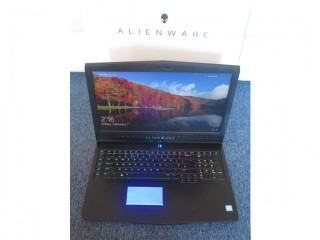 """Alienware 17.3"""" Gaming Laptop Built for Virtual Reality The Alienware model is 17R4"""