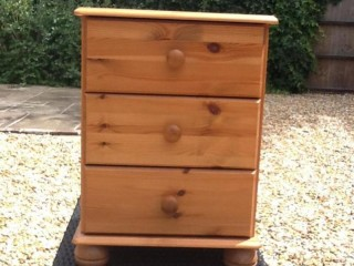 Pair of Bedside cabinets. Price now reduced further