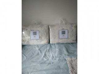 2 lovely new Julien Charles bedspreads