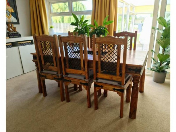 jali-extra-large-solid-wood-dining-table-six-chairs-big-1