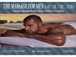 MASSAGE ★MALE FORMALE ★ FULLBODY – RELAXING ★ at your HOTEL /HOME