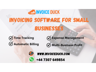Invoice Duck - Invoicing Software for Small Businesses