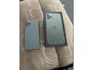 I phone 11pro 64gb used but good condition