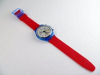 Swatch Chronograph wristwatch