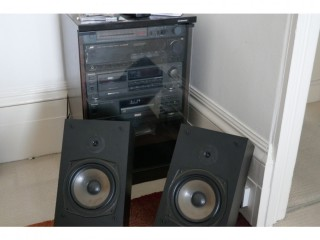 VINTAGE HIFI SYSTEM IN EXCELLENT CONDITION