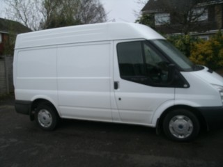 LOCAL MAN WITH VAN for single item - house clearance - fridge removal - tip run