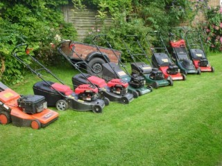 Noahs Mowers R Gowers, Lawn Mower Services ,Bexhill, Eastbourne, Hastings, Rye,NO FIX NO PAY.
