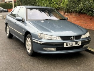 2001 PEUGEOT 406 LX - AUTOMATIC - 2.0 DIESEL - FULL SERVICE HISTORY