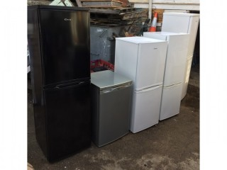 Good selection of Fridge freezers, washing machines etc. available