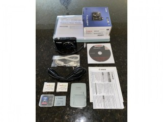 Canon SX280 HS Digital Camera - Boxed and Mint with Extras