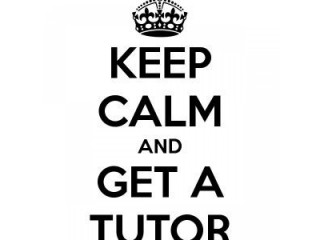 Tutor with years of teaching experience