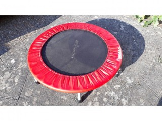 Small trampoline for health and fun