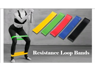 Resistance Bands for Legs and Glutes Exercise Booty Band with 5 Different Resistance Levels