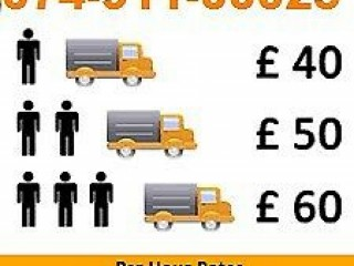 24/7 MAN AND VAN HIRE