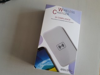 WIRELESS MOBILE CHARGER
