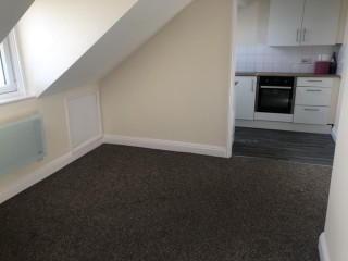 St Leonard's one bed flat