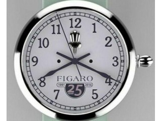 New in Box Limited edition Nissan Figaro 25yr anniversary watch with serial no