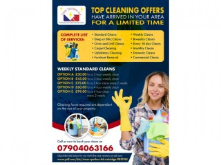 Top Domestic Cleaners of West London - Multi 5-Star Reviews on Yell