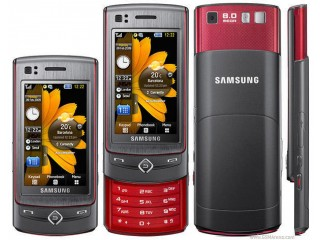 Samsung Tocco Ultra Touch 8300 Unlocked Limited edition Red Boxed with accessories