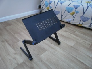 Adjustable Stand for Tablet or Laptop