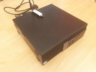 Very Fast Dell Optiplex 3040 Small Form Factor Base Unit 6th Generation I3 6100 cpu 8GB 240gb SSD
