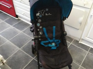 Silver Cross Pop Polar Bears Stroller ( Redbridge, London