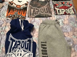 Tapout Clothes. Twickenham, London