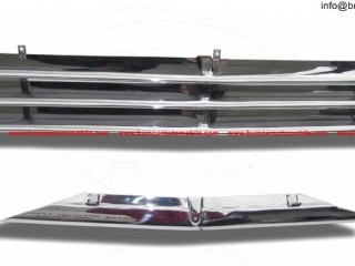 Saab 92 92B Front Grille by stainless steel
