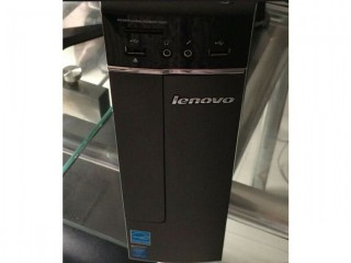 Lenovo H30-50 slimline PC i3 3.60GHz 8GB 320GB usb3 Win10 WiFi