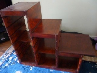 Lovely three step compact unit,can be very handy,only £9,collect from stanmore,middlesex.