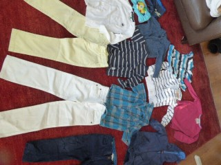 Boy bundle. 3 to 4 years. Zara , Gap, Guess, Cyrillus, Benetton.Perfect for spring/summer. Plaistow, London