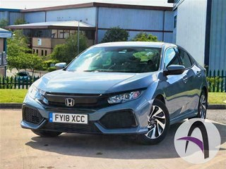Honda Civic 1.0 VTEC Turbo SE 5dr. Sutton-in-Ashfield, Nottinghamshire