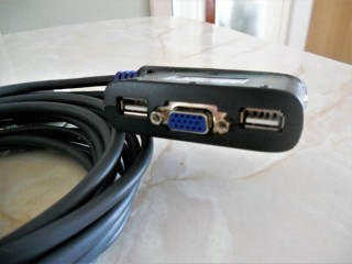 Connecting Cables for 2 computers excellent condition