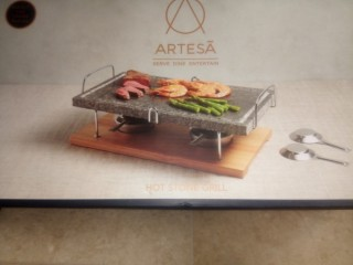 Brand New Hot Stone Grill
