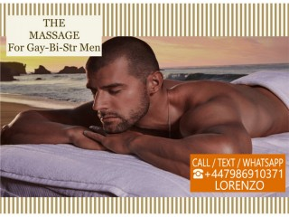 BEST MALE BODY MASSAGE ★GAY-BI-STR MEN – OUTCALL TO HOTEL/HOME LONDON