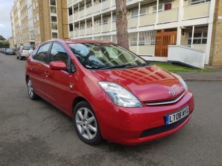 Toyota Prius 1.5 CVT T3 Hybrid Uk Model Nice Clean Car 10 Pounds Year Tax Fsh
