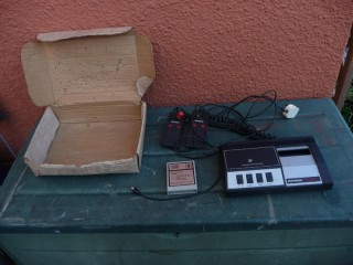 OLD ACETRONIC MPU 2000& AIR/SEA ATTACK NUMBER 5 GAME